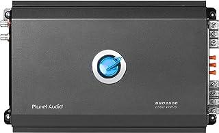 Planet Audio BBD2500 Class D Car Amplifier – 2500 Watts,...