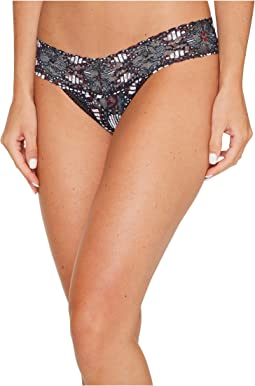Hanky Panky - Block Print Low Rise Thong