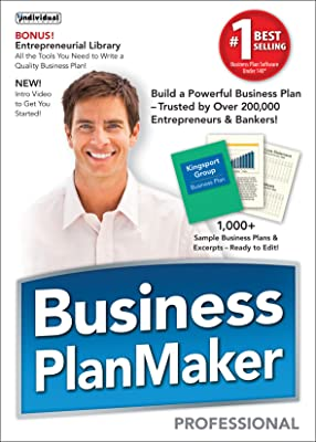 Business PlanMaker Professional 12 – Free 1-Day Trial [Download]