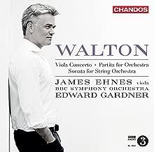 Walton: Viola Concerto, Sonata for String Orchestra & Partita for Orchestra