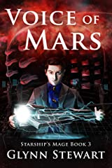 Voice of Mars (Starship's Mage Book 3) Kindle Edition