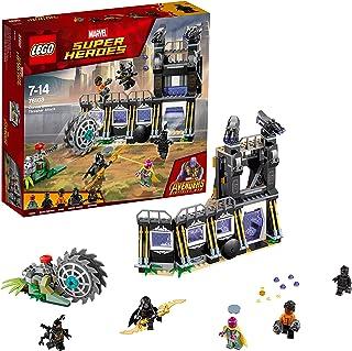 LEGO Super Heroes - Ataque de la desgranadora