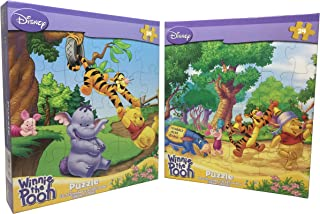 Winnie The Pooh Puzzle - Set of 2