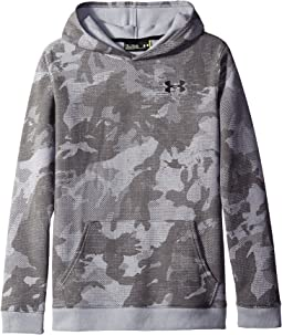 Under Armour Kids - Sportstyle Printed Hoodie (Big Kids)