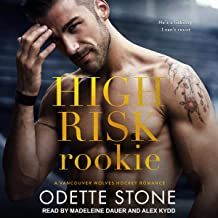 High Risk Rookie: Vancouver Wolves Hockey Romance Series, Book 4