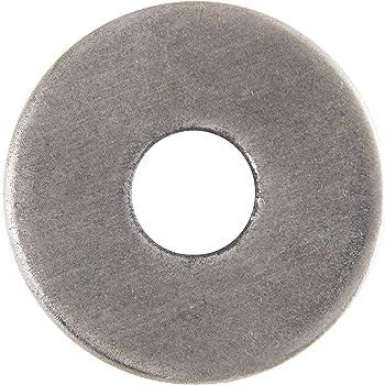 100 St/ück M2,5 2,7 mm Unterlegscheiben DIN 9021 Edelstahl A2 V2A VA Beilagscheiben