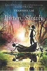 Listen, Slowly Kindle Edition