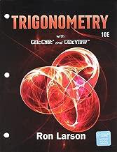 Bundle: Trigonometry, Loose-leaf Version, 10th + WebAssign, Single-Term Printed Access Card
