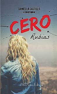 Cero rubias (Spanish Edition)