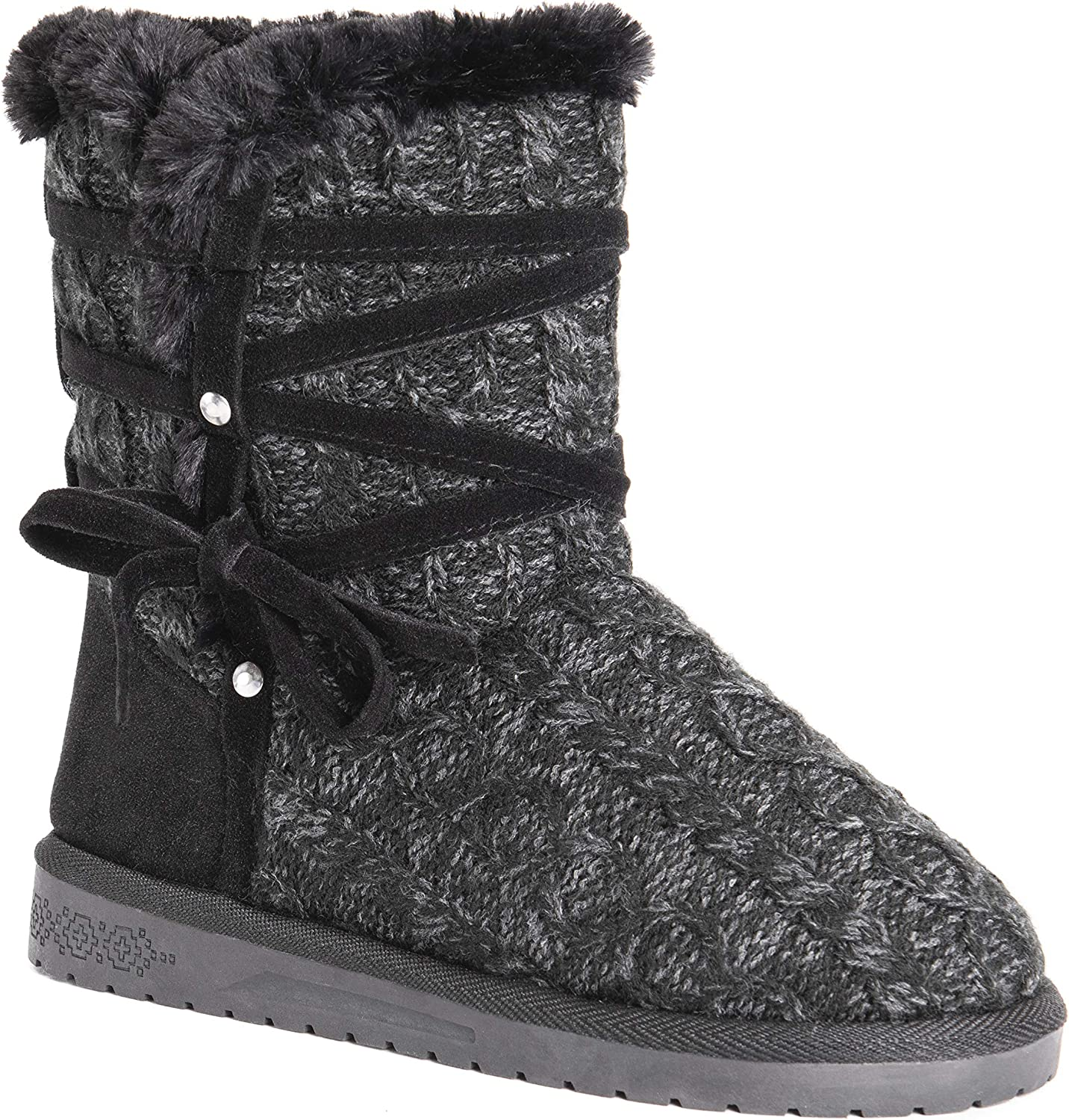 MUK LUKS Womens Women's Camila Boots Fashion Boot