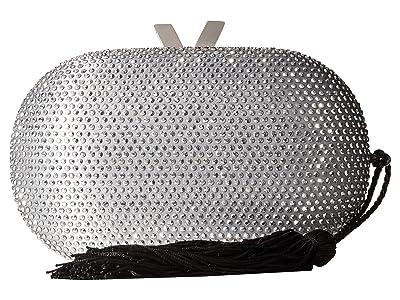Nina Eris (Silver) Clutch Handbags