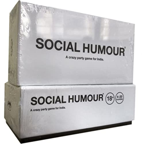 Social Humour: an Adult Party Game for India product image
