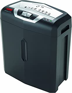 HSM shredstar S10, 10-sheet, Strip-Cut, 4.7-Gallon Capacity shredder