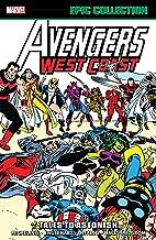 Avengers West Coast Epic Collection: Tales To Astonish (Avengers West Coast (1985-1994))