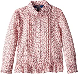 Polo Ralph Lauren Kids - Floral-Print Cotton Top (Toddler)