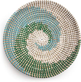 Best flat decorative wall baskets Reviews