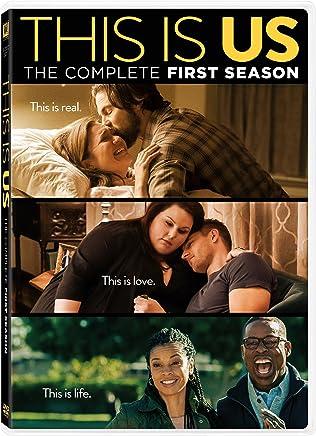 This Is Us: The Complete First Season (Sous-titres français) [Import]