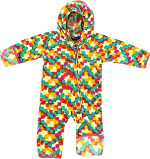 Arctix Arctix Infant Snowflake Fleece Bunting Suit