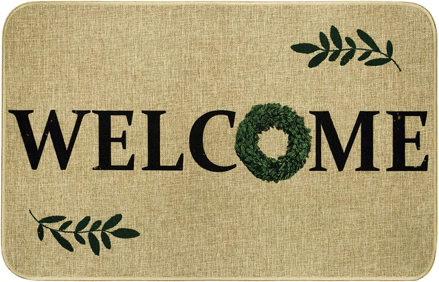 iDIGMALL New color Welcome Door Mat for 17