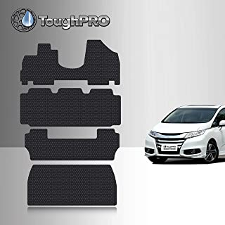 Cqlights CX9 Cargo Liner for CX-9 2016-2020 Cargo Cover Mat Trunk Tray Floor Protector Waterproof Rubber Mat