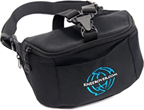 KneeRover Deluxe Knee Walker Mini Backpack Accessory - Fanny Pack with Quick Release Strap System - Designed for Knee Scooters