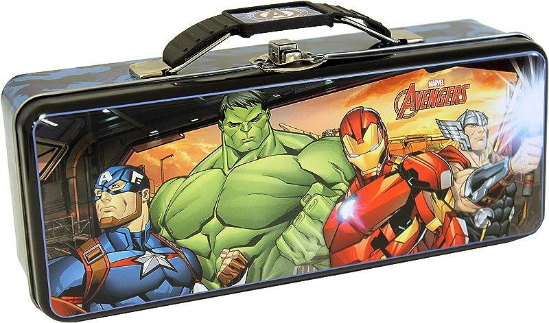 The Tin Box Company Avengers Pencil Box