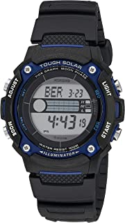 casio solar tide watch ws210 1av