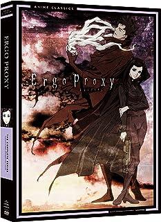 Ergo Proxy: The Complete Series (Anime Classics)