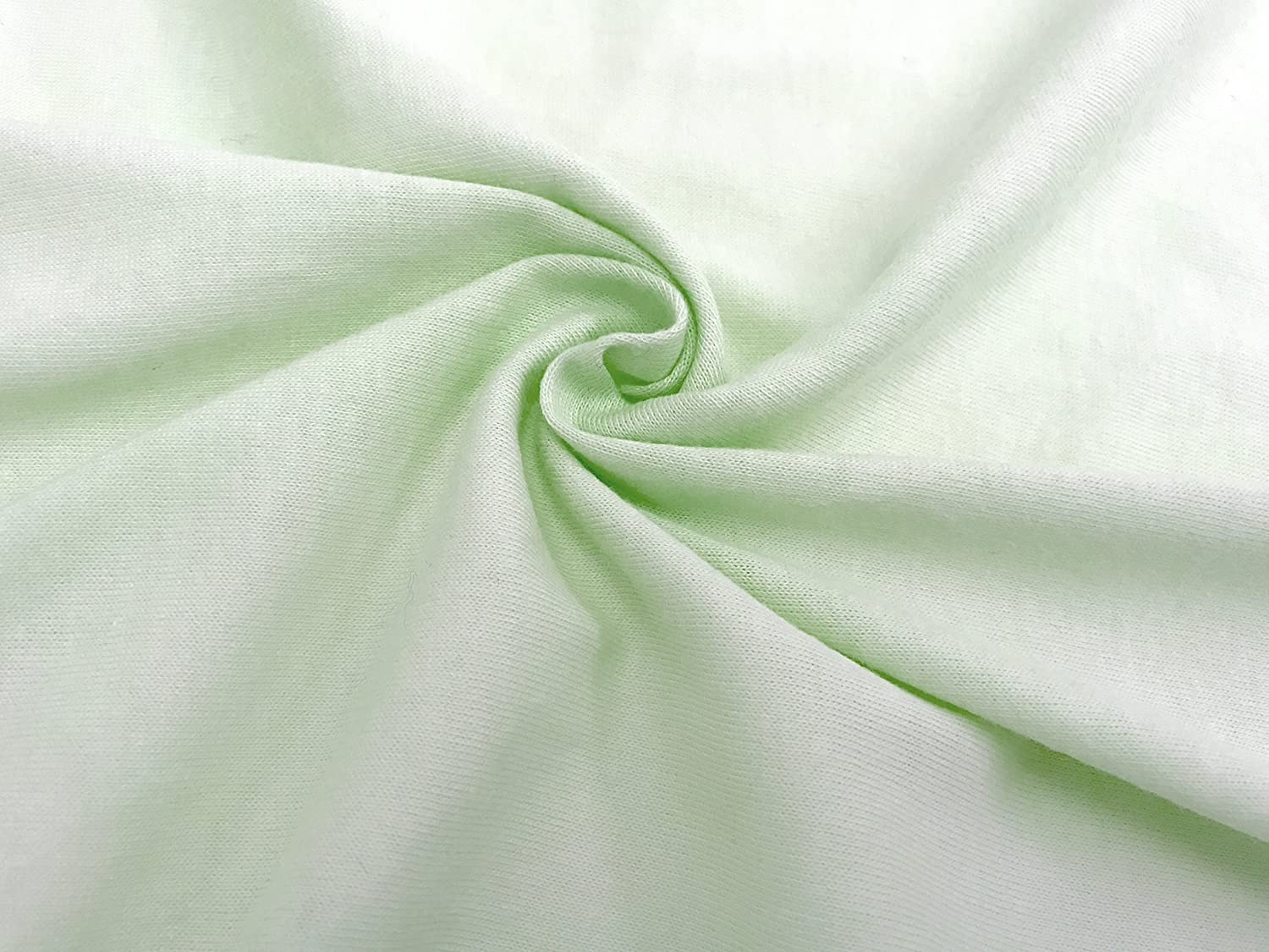 for Boys and Girls American Baby Company 100/% Natural Cotton Supreme Jersey Knit Fitted Bassinet Sheet Celery Soft Breathable