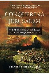 Conquering Jerusalem Kindle Edition