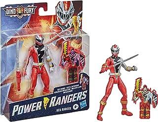 Power Rangers PRG DNF Figurine Ranger Rouge 15CM