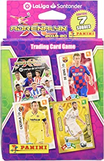 La Liga Santander- Adrenalyn Cartas (Panini 9788427871649)