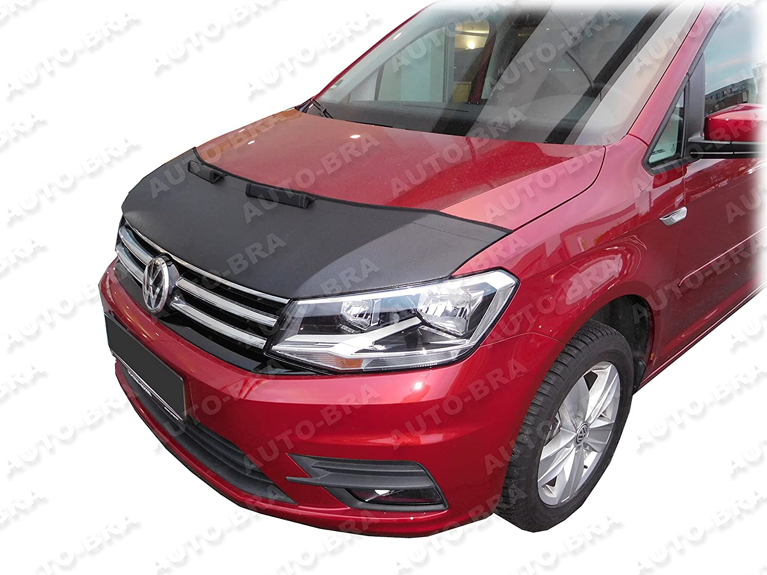 Free Shipping New HOOD BRA Front End Popularity Nose Mask VW Volkswagen since Caddy for 2015