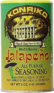Konriko Jalapeno All Purpose Seasoning 5oz
