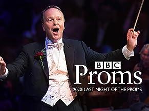Last Night of the Proms, 2020