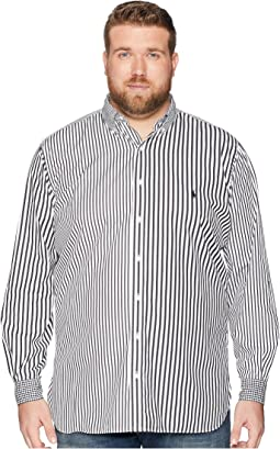 Big & Tall Fun Poplin Sport Shirt