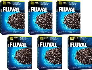 Fluval Peat Granules, 500 Gram/17.6 Ounce (6-pack)