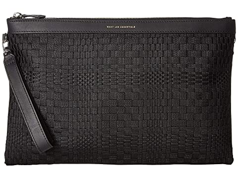 WANT Les Essentiels Barajas A4 Double-Zip Folio
