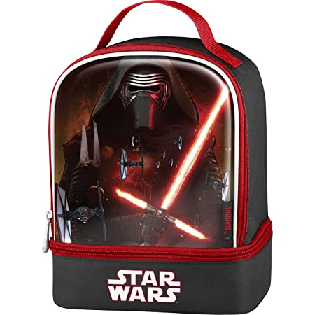 Thermos Dual Compartment Lunch Kit, Star Wars Episode VII Kylo Ren (K317015006)