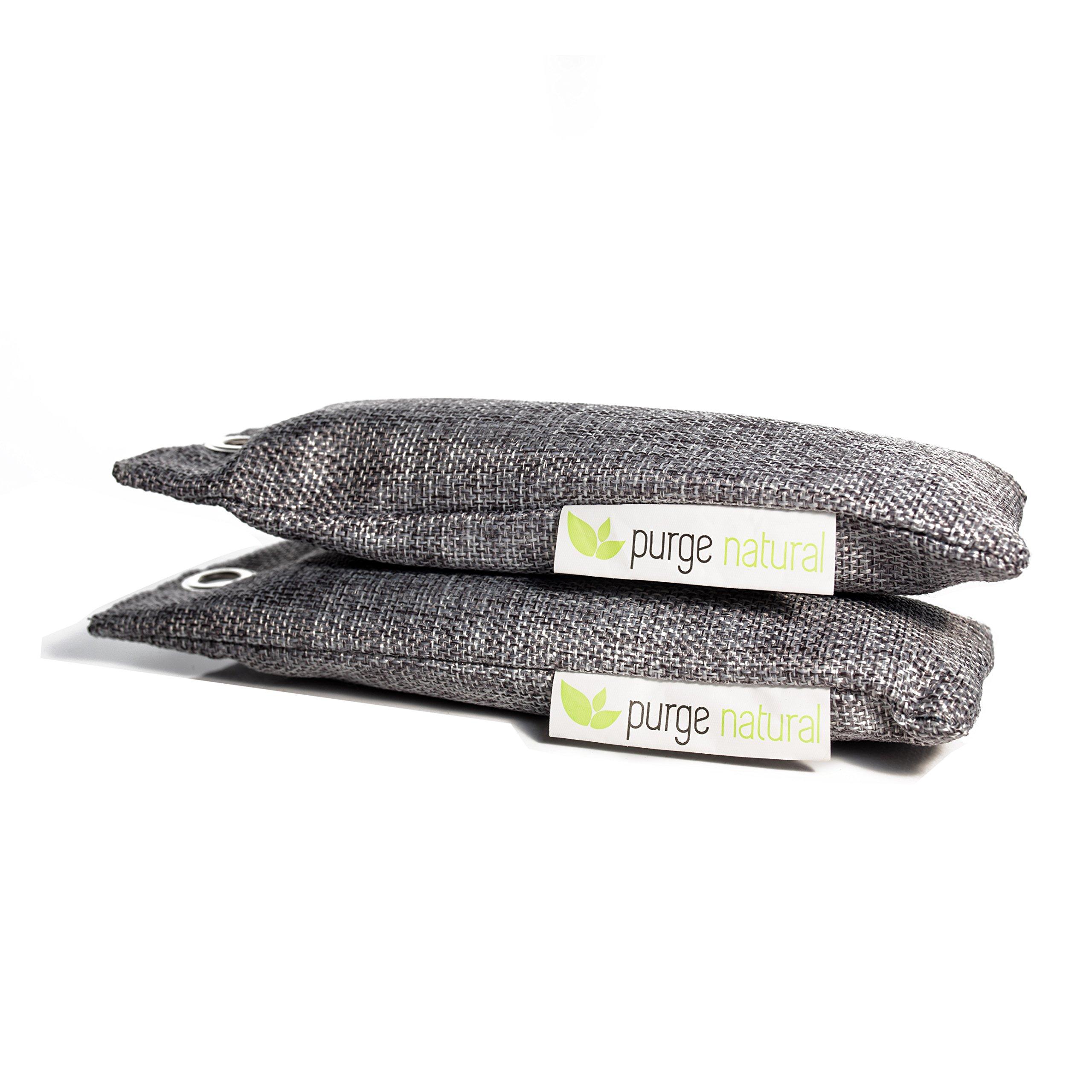 Purge Natural Bolsa - Activado carbón de bambú Desodorante ...
