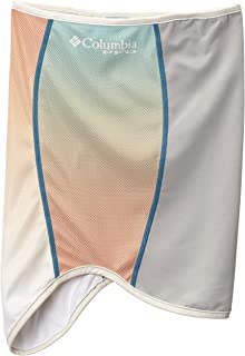 Columbia Men's PFG Deflector Neck Gaiter, Reflective, UV Sun Protection