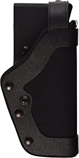 Uncle Mike's Kodra Nylon Pro-2 Dual Retention Duty Jacket Holster (25, Right Hand)