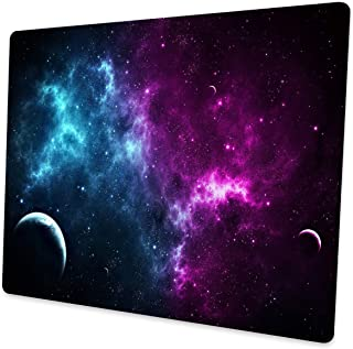 Shalysong Custom Mouse pad Personalized Designs Non-Slip Rubber Mouse Pads for Computer Laptop Rectangular Galaxy