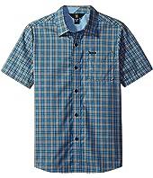 Volcom Kids - Harper Short Sleeve Shirt (Big Kids)