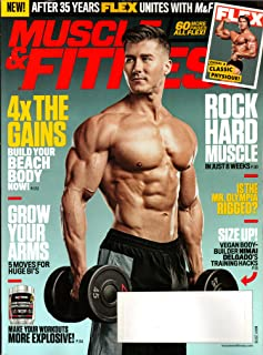 Muscle & Fitness Magazine May 2018 | Now with Flex Magazine – Nimai Delgado