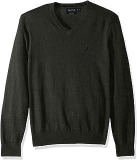ef3d09cc0 Amazon.com  Nautica - Sweaters   Clothing  Clothing