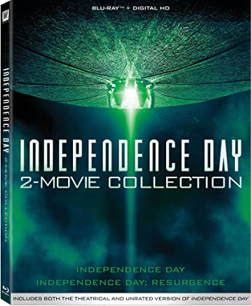Independence Day: 2-Movie Collection [Blu-ray]