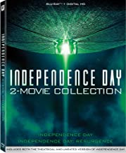 Independence Day 2-Movie Collection