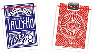 Tally Ho #9 Playing Cards 12-Count