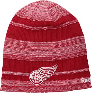 NHL SP17 Heathered Cuffless Beanie